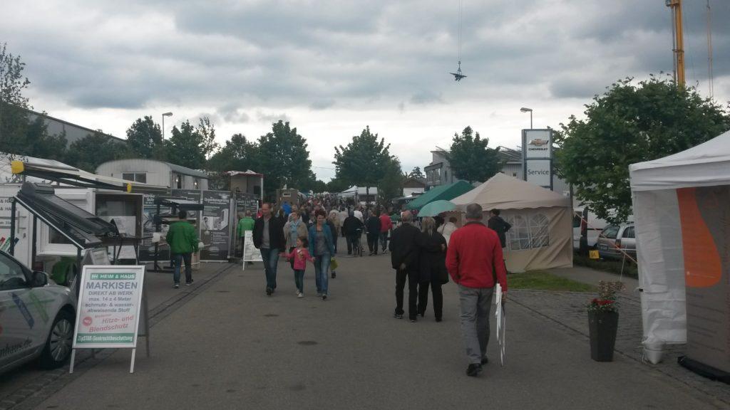 Gewerbeschau Horgau 2015